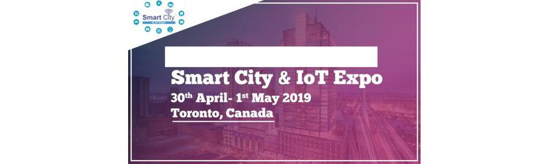 10th Smart City & IoT Expo 2019 - Toronto