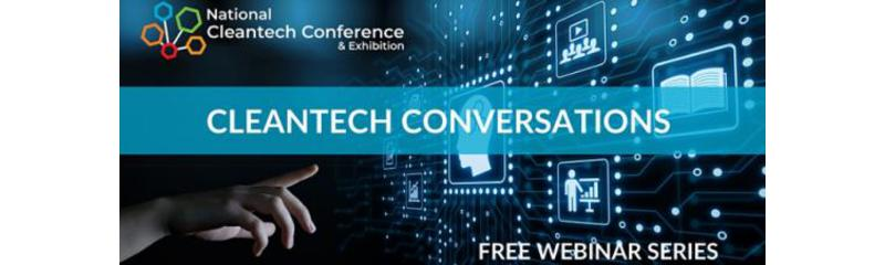 Cleantech Conversations - Making cleantech's voice heard - why clustering is more important than ever