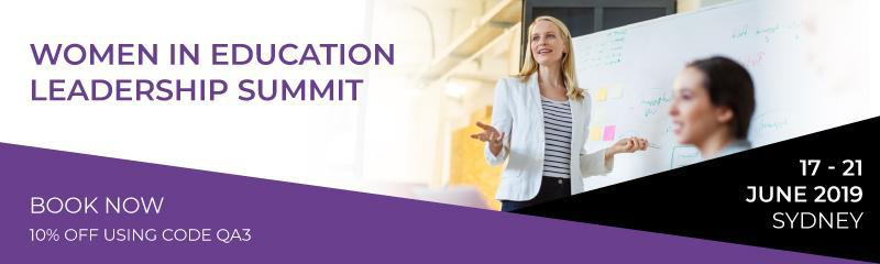 Women in Education Leadership Summit