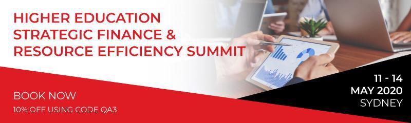 Higher Education Strategic Finance & Resource Efficiency Summit