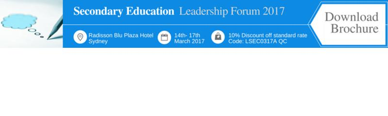 Secondary Education Leadership Forum 2017