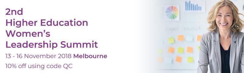 12th National Higher Education Women's Leadership Summit