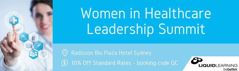 Women in Healthcare Leadership Summit